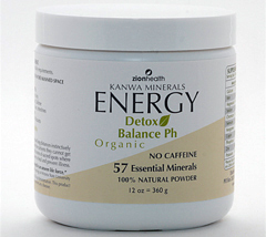 detoxifying powder